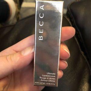 Becca Ultimate Lipstick in Poppy